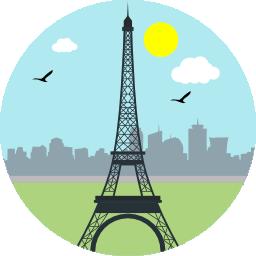 Un viaje de fin de semana a París para 2 personas