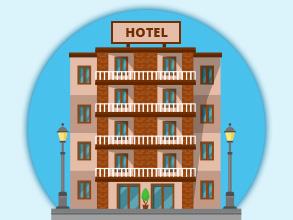 4 noches de hotel